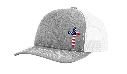 Men's Christian American Flag Fille…