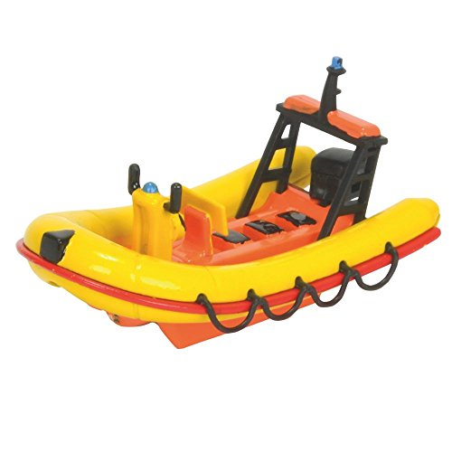 Feuerwehrmann Sam Boot Rettungsboot Neptun Mini Die Cast Serie