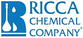 Ricca Chemical 5457-16 Nitrogen Standard Solution, 100 ppm N as Nitrate, 500mL Poly Natural Container