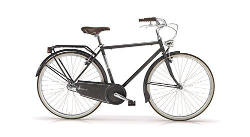 MBM City Bike clásico MOONLIGHT hombre
