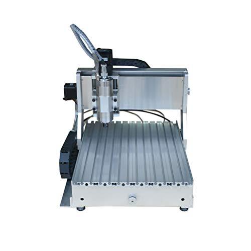 TEN-HIGH 3040 800W CNC Fresadora de perforación del grabado del router, puerto del usb.