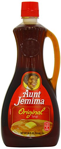 Aunt Jemima Original Syrup 24oz 710ml