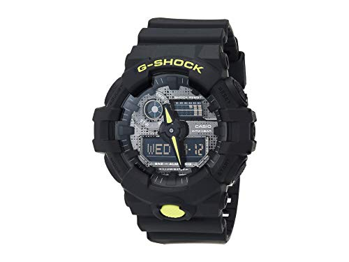 G-Shock GA700DC-1A One Size schwarz