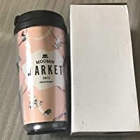 ムーミン タンブラー ピンク ムーミンマーケット限定品 スナフキン リトルミイ ムーミンパパ