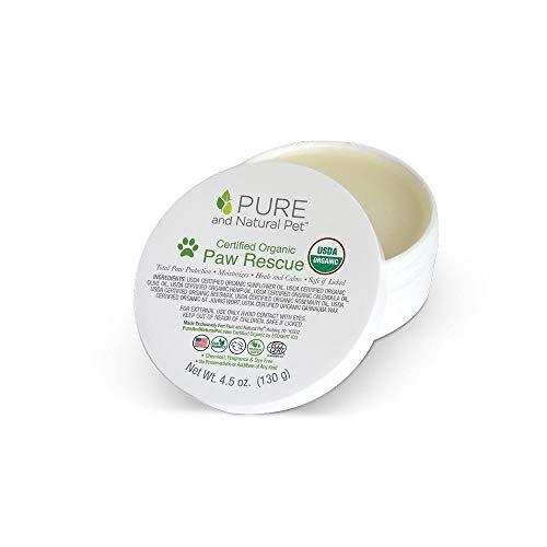 Pure and Natural Pet - Zertifiziert Bio Paw Rescue 127,6 g