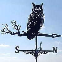 動物の金属風見鶏、屋外屋上庭園マウントヤードの装飾風向装飾を示す風見鶏ヤード