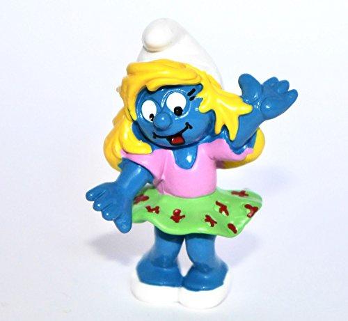 Schleich The Smurfs Figure - The Smurfette Disco (20445)