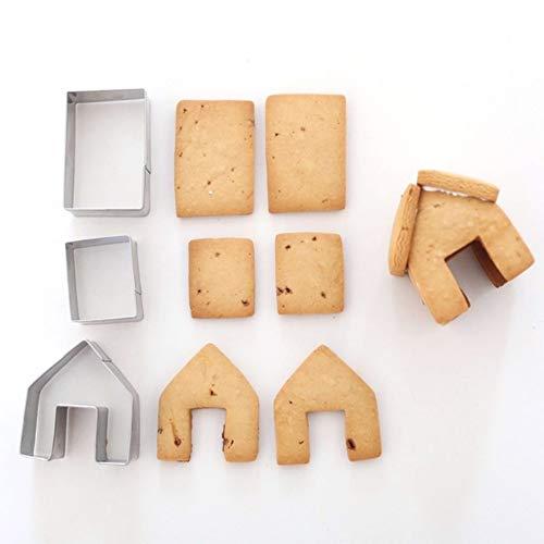 Catálogo de Moldes de galletas de jengibre - los preferidos. 5