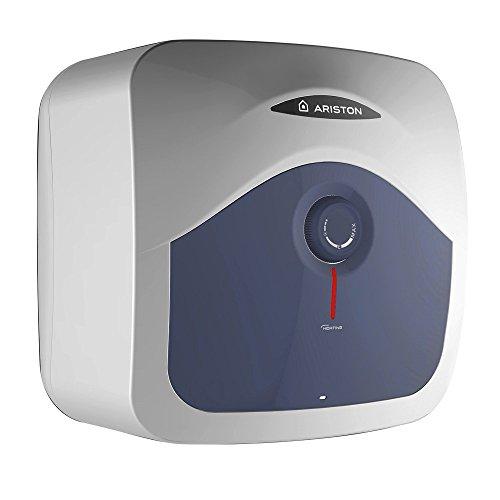 Ariston - 3100317 azul eléctrico del calentador de agua evo r encima del lavabo con los estándares de la ue, de 15 litros