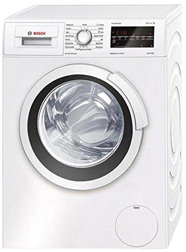 Bosch WLT24427IT Independiente Carga frontal 6.5kg 1200RPM A+++-20% Blanco - Lavadora (Independiente, Carga frontal, Blanco, Giratorio, Izquierda, LED)