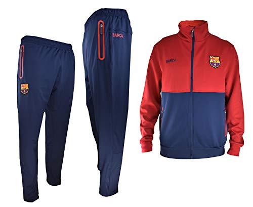 Chandal Barcelona Hombre Marca Producto con Licencia FC. Barcelona