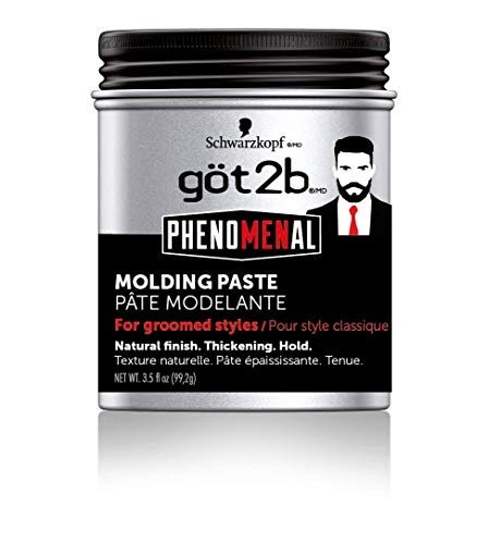 Got2b Phenomenal Molding Paste, 3.5 Ounce