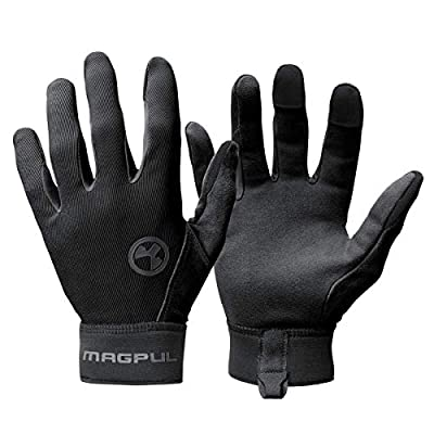 Magpul Technical Glove 2.0 Lightweight Work Gloves, Black, Large by Magpul Industries Corp.