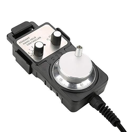 CNC 5V CNC - Rueda de mano para máquina de herramientas CNC