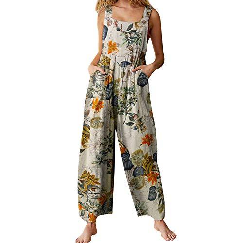 Overall donna tutina miniabito vestito tuta spampa cachemire fascia manica lunga