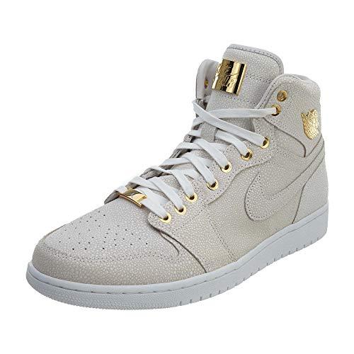 Nike Uomo Air Jordan 1 Pinnacle Scarpe Sportive Multicolore Size: 43