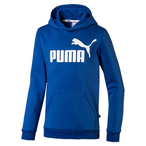 PUMA ESS Logo Hoody FL B Sudadera