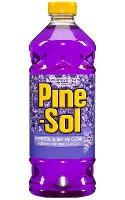 Pine Sol Cleaner 48Oz Lavender 2-Pack