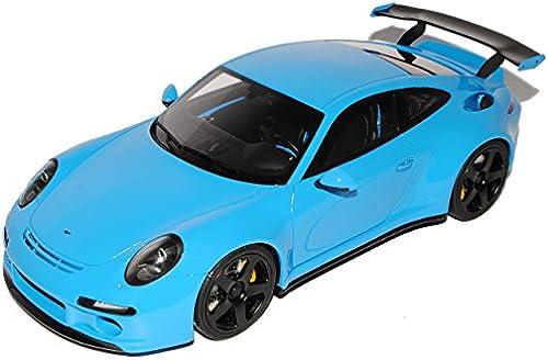 GT Spirit Porsche 911 991 RUF RTR Coupe Blau Nr 113 1 18 Modell Auto