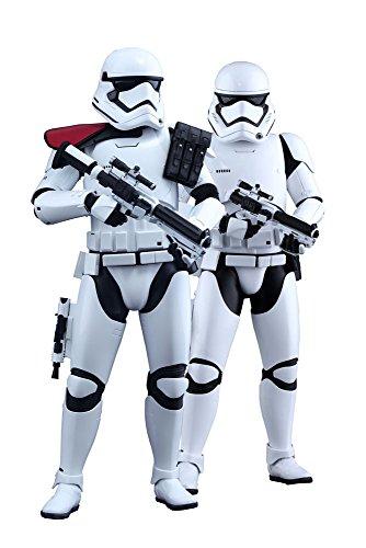 Hot Toys ht902604Maßstab 1: 6erste Bestellung Storm Trooper Officer und Twin Set Star Wars The Force weckt Figur
