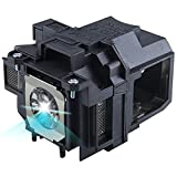ELPLP88/V13H010L88 Replacement Projector Lamp for Epson Elplp88 Powerlite Home...