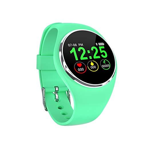 DK01 Pantalla TFT a color de 1.0 pulgadas IP67 Smartwatch Bluetooth impermeable, recordatorio de llamadas de soporte / Monitoreo de la frecuencia cardíaca / Monitoreo de la presión arterial / Monitore