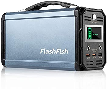 FlashFish 300W Portable Power Station with 60000mAh Battery