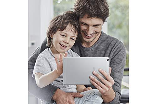Samsung Galaxy Tab A T290N 20, 31 cm (8, 0 Zoll) Tablet-PC (2, 0 GHz Quad-Core, 2 GB RAM, 32 GB eMMC, Android 9.0) Schwarz