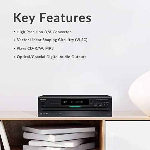 Onkyo DXC390 6 Disc CD Changer