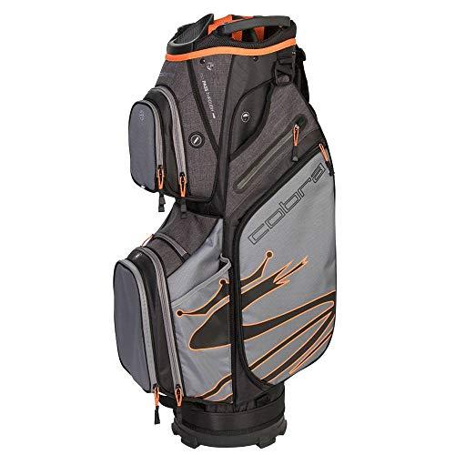 Cobra Ultralight Sac de Golf - Noir/Orange