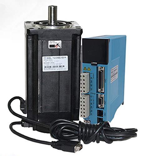1 Set 3-Phasen NEMA42 20Nm 2830ozf.in Closed Loop Stepper Servo Motor Driver Kit JMC 110J12190EC-1000+3HSS2208H