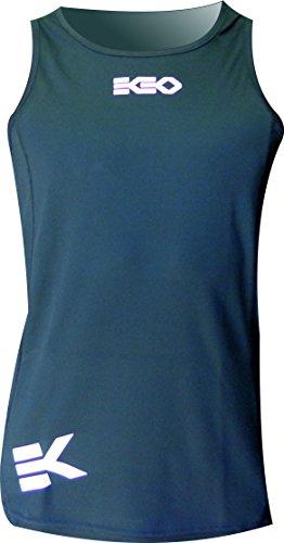 EKEKO Running Singlet maglietta XRACE, Maglietta senza maniche per uomo. Per la corsa, Atletica Leggera, Pallavolo e perfetto per la palestra. Traspir