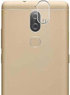 Vaxson 2-pack filmskydd, kompatibel med Lenovo K8 Plus bakre kameralinsskydd bild klistermärke [INTE härdat glas skärmskyd...
