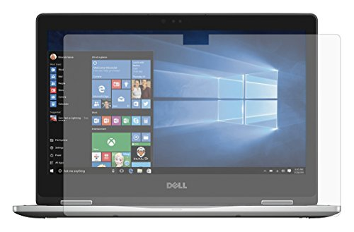 PcProfessional Screen Protector (Set of 2) for Dell Inspiron 13 5000 Series 5368 13.3 2 in 1 Touch Screen Laptop High Clarity Anti Scratch