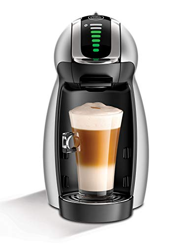 Nescafe Dolce Gusto Coffee Machine, Genio, Espresso, Cappuccino and Latte Pod Machine