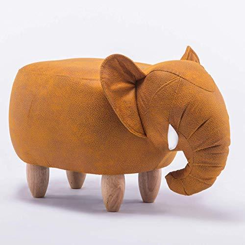 Carl Artbay Stools producten voor thuis / Elephant Hall schoenenkast Creative Sofa Kruk lage cartoon kruk schoen kruk 3