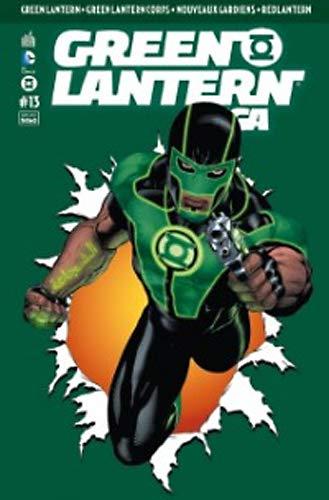 Green Lantern Saga, N° 13 juin 2013 :