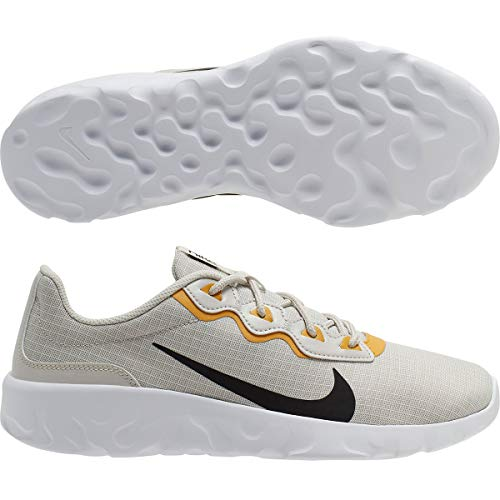 Nike Explore Strada, Running Shoe Mens, Light Bone/Negro/String/Pollen Rise