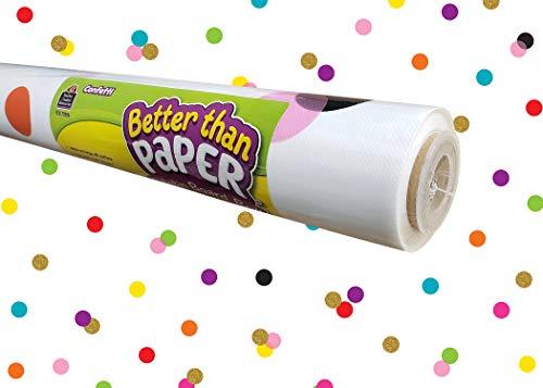 Teacher Created Resources Confetti Better Than Paper Bulletin Board Roll