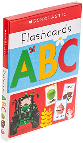 ABC Flashcards: Scholastic Early Learners