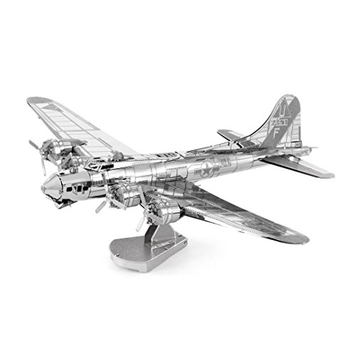 fascinations Metal Earth - Maqueta metálica Avión B-17 Flying Fortress