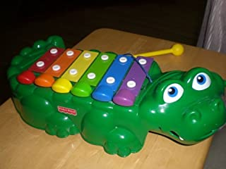 Fisher Price Alligator Xylophone Toy