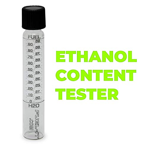 Great Price! Glass Laser Etched Ethanol Content Fuel Tester for Ethanol, E85, Gasoline