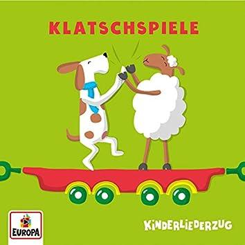 Kinderliederzug - Klatsch-Spiele