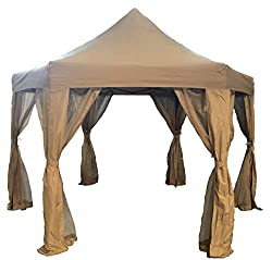best affordable pop up gazebo