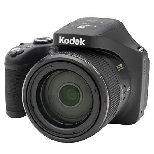 KODAK Pixpro AZ1000 - Fotocamera Bridge Digitale, 20 MP, Colore: Nero Nero
