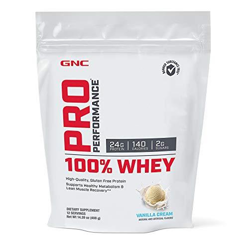 GNC Pro Performance 100 Whey - Vanilla Cream