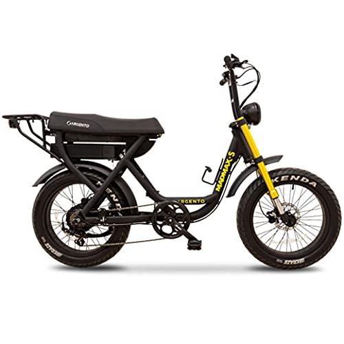 Tx Think Xtra Madmax-s Bicicleta eléctrica Fat Bike – Super 73, Unisex...