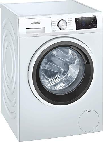 Siemens WM14UP40 iQ500 lavatrice / 9 kg/C / 1400 giri/min/funzione varioSpeed/funzione post/waterPerfekt Plus - Efficiente consumo di acqua