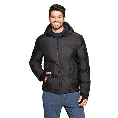 Champion C9 Men's Puffer Jacket - Variety - (Black, Small)